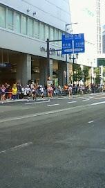 大阪女子マラソン 2009