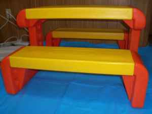 Playskool Air-tivity Table complete multi sensory pl (06/27/2009)
