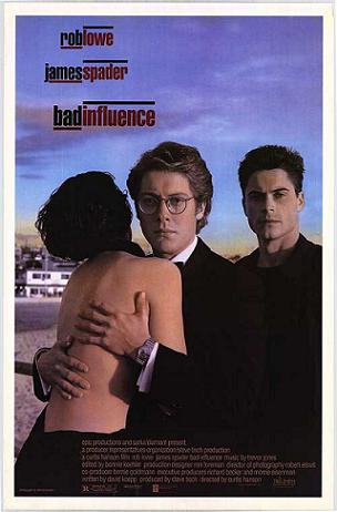 Bad Influence Tattoo - Bob bad influence rob lowe