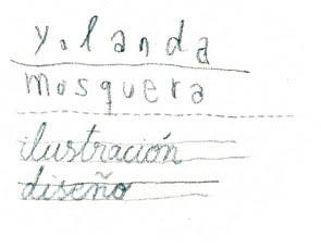 Yolanda Mosquera ilustradora