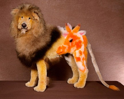 Goldendoodle Lion Cut http://krisgen.blogspot.com/2010/06/poodle-do.html