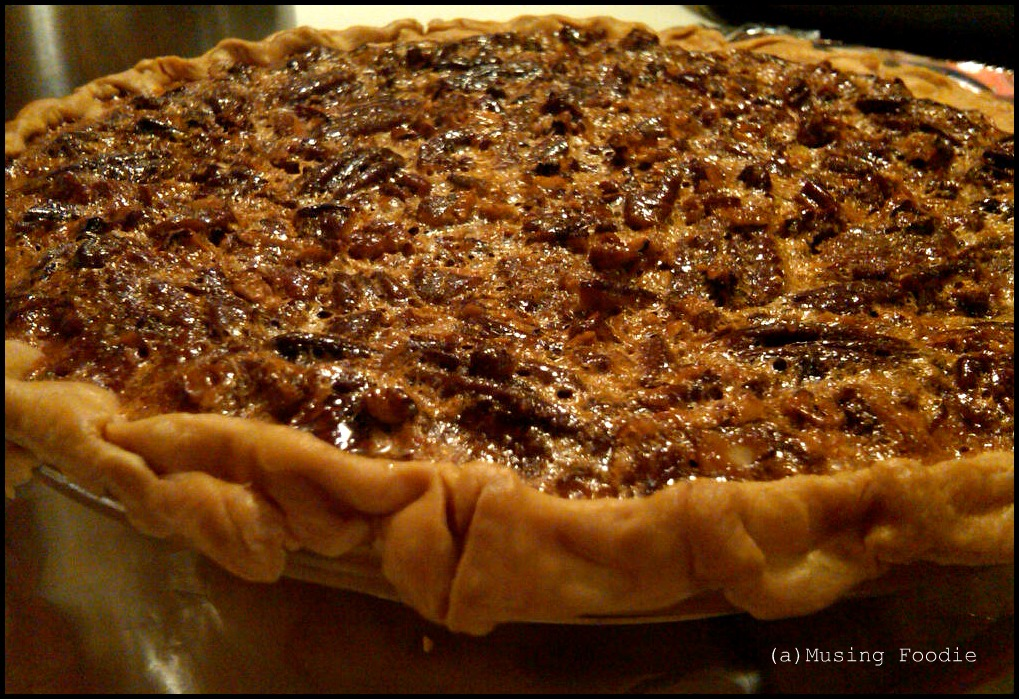 Pioneer Woman's Perfect Pecan Pie - (a)Musing Foodie