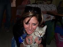 Padmini meri billi /Mi gatita Padmini, tiene nombre de princesa hindú.