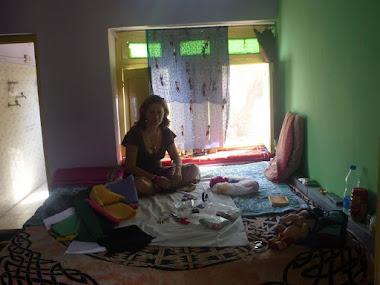 Mi casa de Pushkar, Hotel Monalisa.