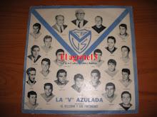 DISCO DE VELEZ CAMPEÓN 1968.