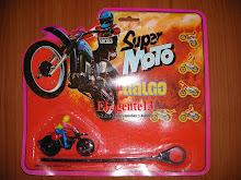 SUPER MOTO GALGO EN BLISTER.