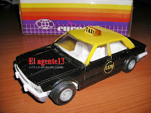 EUROSTIL , FORD TAUNUS TAXI DE BS. AS.