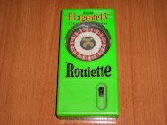 JUEGUITO DE RULETA ESTILO POCKETEERS (MADE IN HONG KONG).