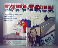 TOPI TRUCK DE TOP TOYS.