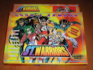 ST. WARRIORS - CABALLEROS DEL ZODIACO