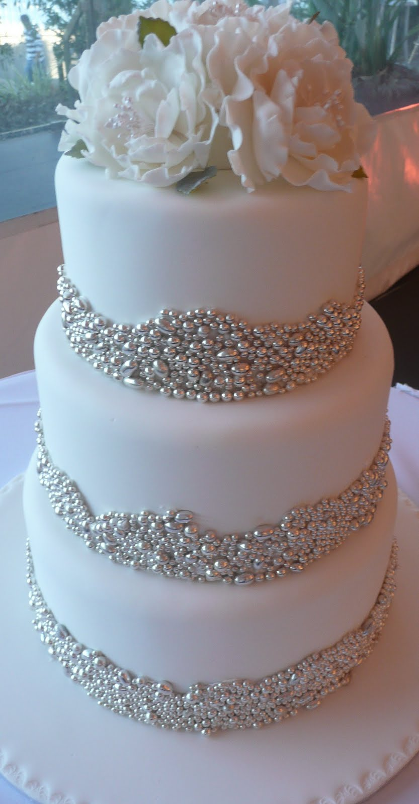 Very Best Wedding Cake with Pearls 833 x 1600 · 115 kB · jpeg