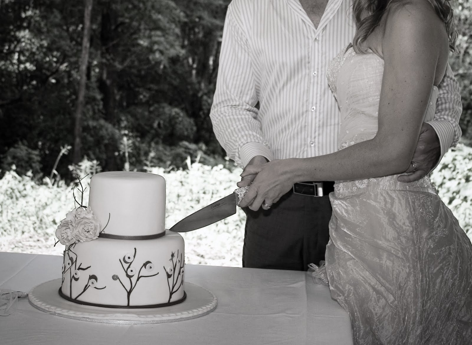 Cakes By JudyC Wedding Cake Cutting And Etiquette