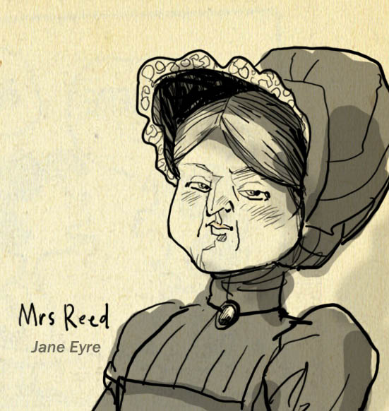 Jane eyre hair quotes