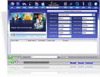 Extra Video Converter 5.85