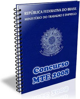 Download Apostilas para Concurso MTE [2008]