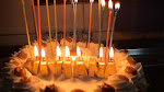 Velas para Tortas