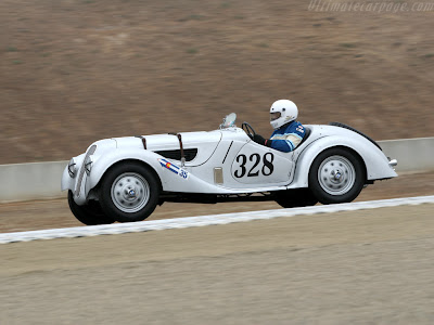 bmw 328 roadster | classic car
