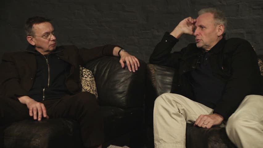 Entrevista de Heinz Emigholz y Klaus Wyborny