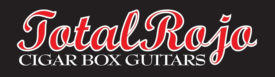 TotalRojo Guitars