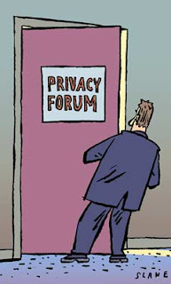 man-peeking-into-forum-cartoon