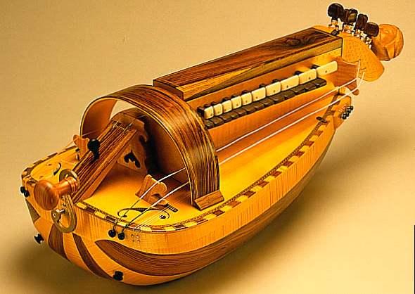 hurdy gurdy
