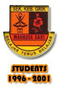 .:Alumni SK Mahkota Sari:.