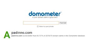 score domain padinno