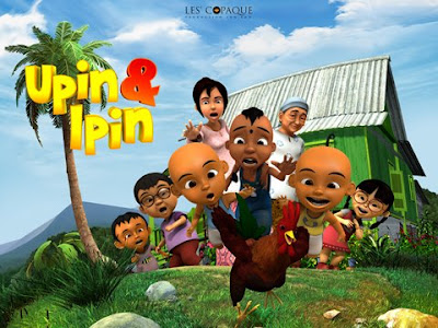 wallpaper upin ipin. makeup wallpaper upin ipin.