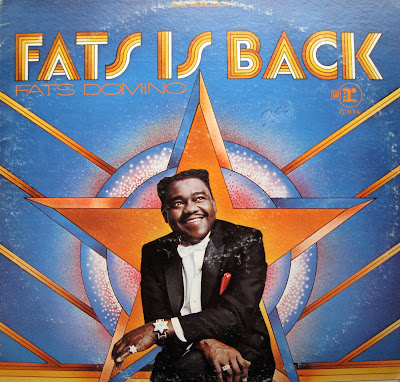 Cover Album of Fats Domino - Lady Madonna
