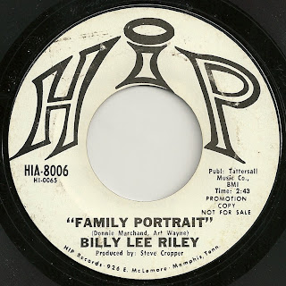 Billy Lee Riley - Family Portrait - Going Back To Memphis