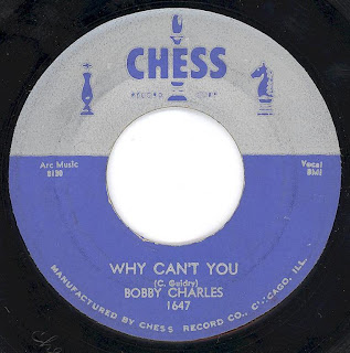 Bobby Charles - Why Can't You
