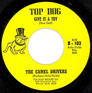 The Camel Drivers - Sunday Morning 6 O'Clock - Give It A Try