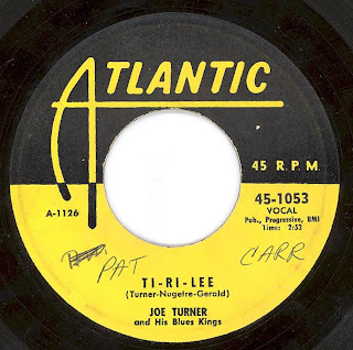 Cover Album of Joe Turner and the Blues Kings - Flip Flop and Fly - Ti-Ri-Lee