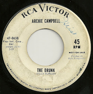 Archie Campbell - The Drunk