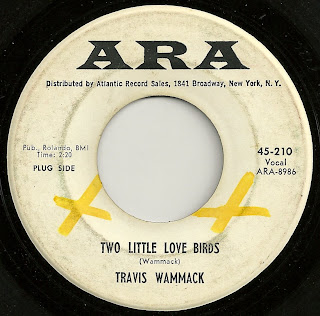Travis Wammack - Two Little Love Birds - Don't Cry No More