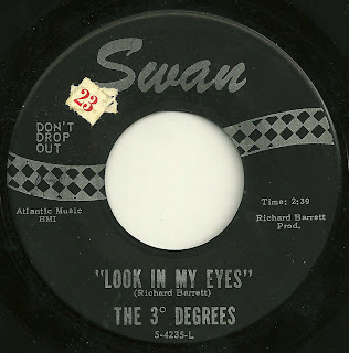 The 3 Degrees - Look In My Eyes - Driving Me Mad