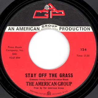 The American Group - Stay Off The Grass
