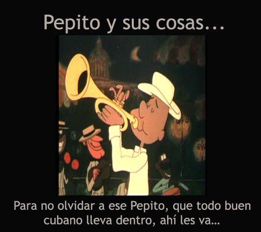 Pepito y sus cosas...