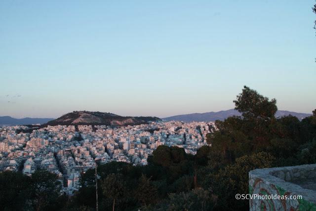 Twilight over Athens - Attiko Alsos