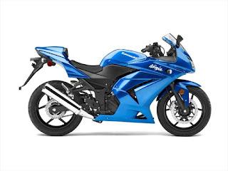 Kawasaki-Ninja-250R-Blue
