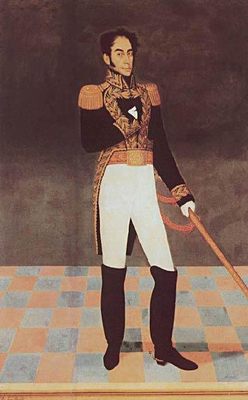 simon bolivar wife paintingSimon Bolivar Wife