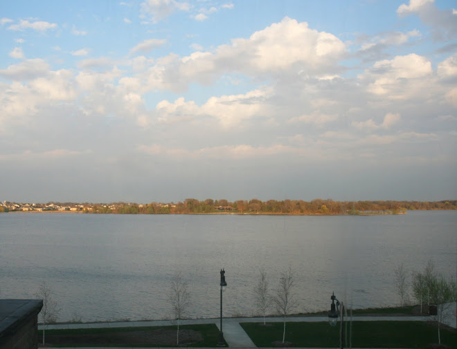 View of Lake Elinor