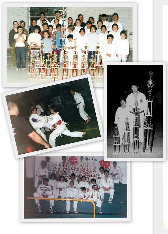 TORNEO ABIRETO DE ARTES MARCIALES COPA 3 ARROYOS  07/10/2001