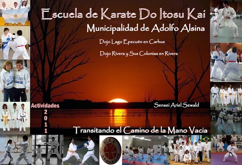 Karate Actividades 2011