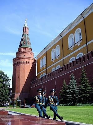 cambio guardia al Cremlino