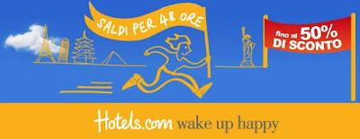 promozione Hotels.com