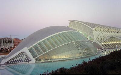 Valencia città arte scienza