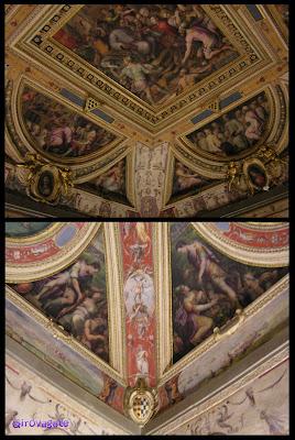interni Palazzo Vecchio