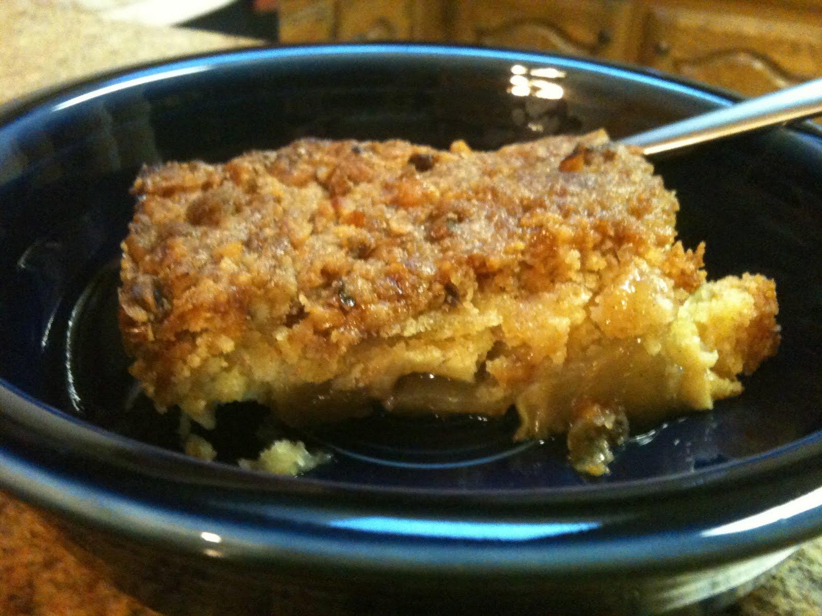 Texa$aver: Recipe: Apple Cobbler Cake