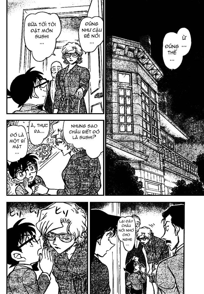 Detective Conan - Thám Tử Lừng Danh Conan chap 669 page 3 - IZTruyenTranh.com